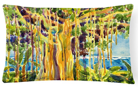 Buy this Tree - Banyan Tree Decorative   Canvas Fabric Pillow