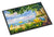 Buy this Beach Resort view from the condo  Indoor or Outdoor Mat 24x36 Doormat