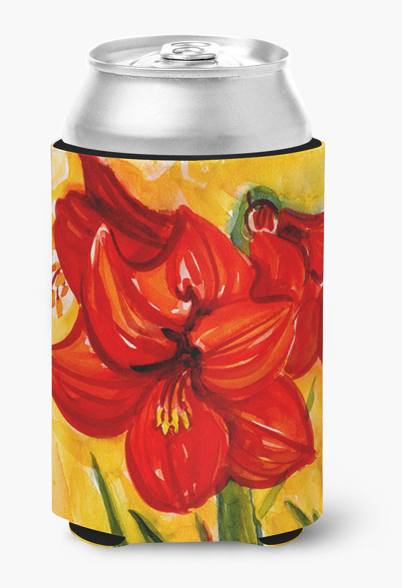 Buy this Flower - Amaryllis Can or Bottle Beverage Insulator Hugger