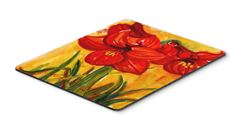 Buy this Flower - Amaryllis Mouse Pad, Hot Pad or Trivet
