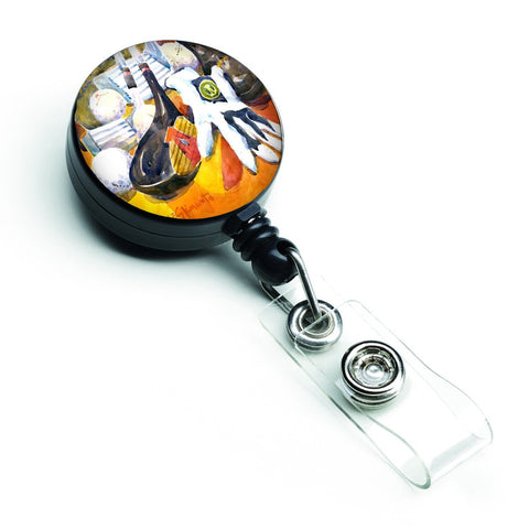 Buy this Golf Clubs, Ball and Glove Retractable Badge Reel 6070BR