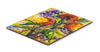 Flower Mouse Pad, Hot Pad or Trivet by Caroline's Treasures