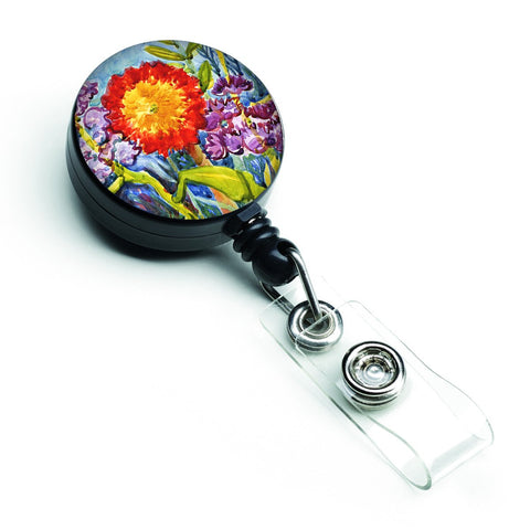 Buy this Flower - Sunflower Retractable Badge Reel 6075BR
