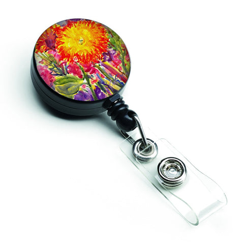 Buy this Flower - Aster Retractable Badge Reel 6077BR
