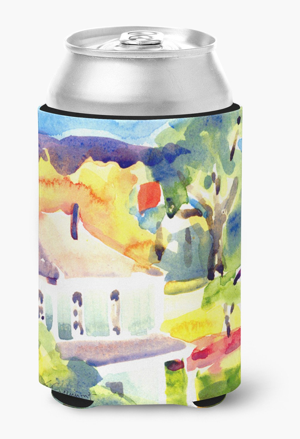 Buy this Houses Can or Bottle Beverage Insulator Hugger