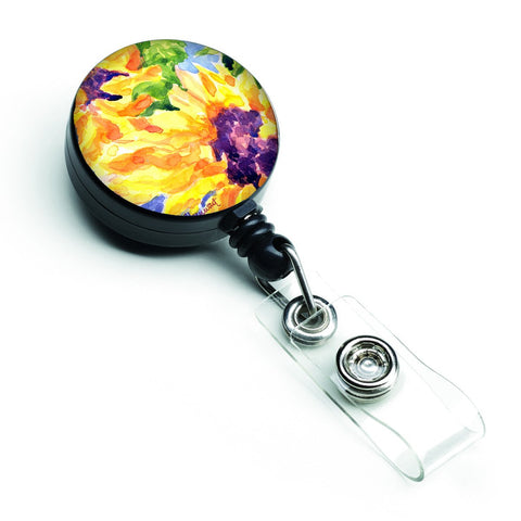 Buy this Flower - Sunflower Retractable Badge Reel 6132BR