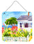 Buy this Houses Aluminium Metal Wall or Door Hanging Prints