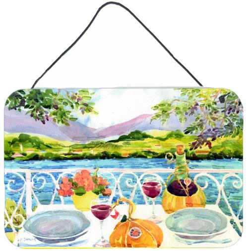 Buy this Afternoon of Grape Delights Wine Wall or Door Hanging Prints 6139DS812