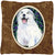 Buy this Great Pyrenees Decorative   Canvas Fabric Pillow