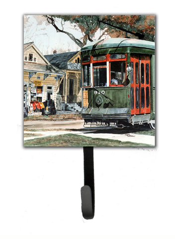 Buy this New Orleans Streetcar Leash Holder or Key Hook
