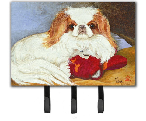 Buy this Japanese Chin Pink Gorilla Leash or Key Holder MH1049TH68