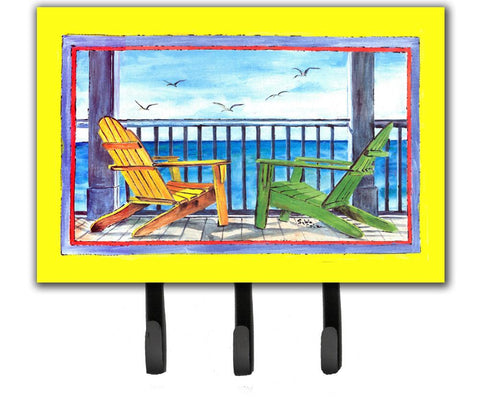Buy this Adirondack Chairs Yellow Leash or Key Holder