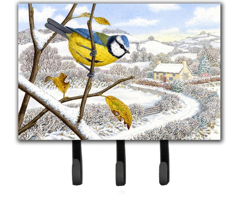 Buy this Winter Eurasian Blue Tit Leash or Key Holder ASA2188TH68