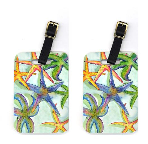 Buy this Pair of Starfish Luggage Tags