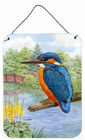 Buy this Kingfisher Wall or Door Hanging Prints ASA2104DS1216