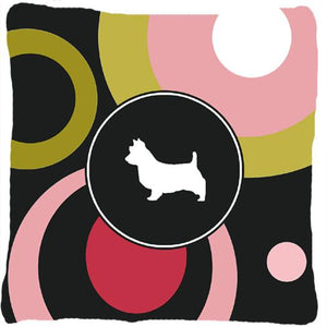 Buy this Australian Terrier Decorative   Canvas Fabric Pillow