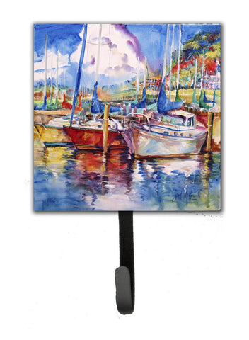 Buy this Tree Boats Sailboats Leash or Key Holder JMK1247SH4