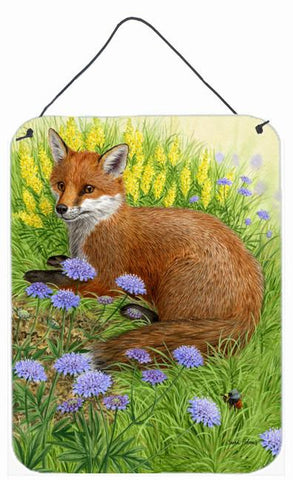 Buy this Springtime Fox Wall or Door Hanging Prints ASA2160DS1216