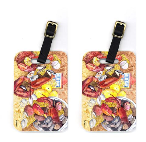 Buy this Pair of Lobster Luggage Tags