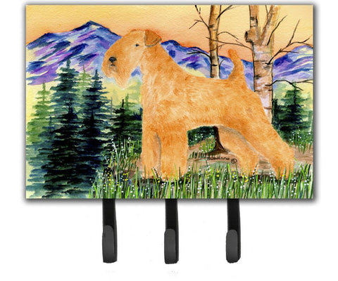 Buy this Lakeland Terrier Leash Holder or Key Hook