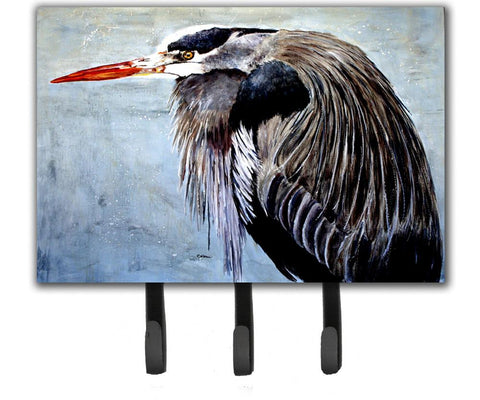 Buy this Blue Heron Leash or Key Holder