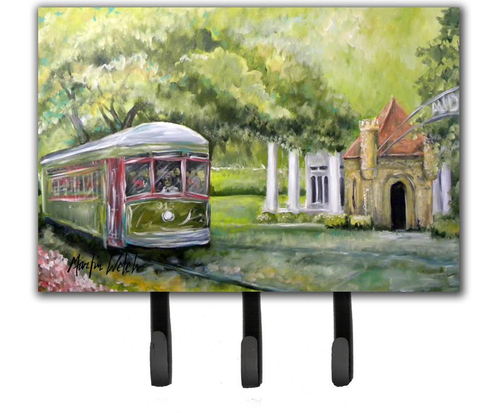 Streetcar Next Stop Audubon Park Leash or Key Holder by Caroline's Treasures