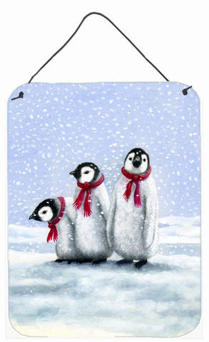 Buy this Penguins by Daphne Baxter Wall or Door Hanging Prints BDBA0419DS1216