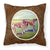 Azawakh Hound Fabric Decorative Pillow 7001PW1414 by Caroline's Treasures