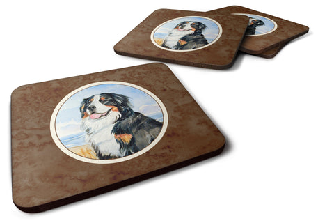 Buy this Momma's Love Bernese Mountain Dog Foam Coaster Set of 4 7012FC