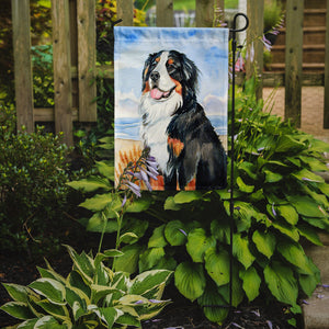 Bernese Mountain Dog Flag Garden Size - the-store.com