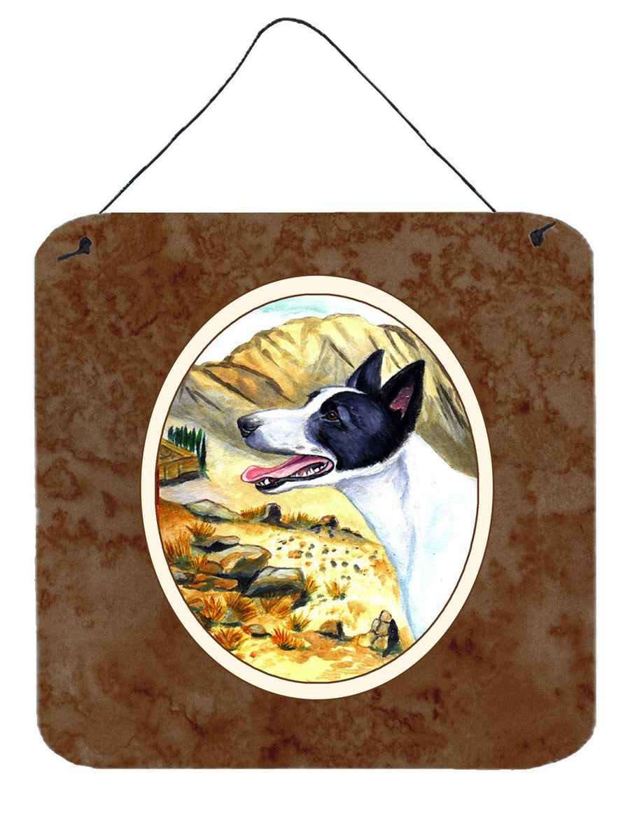 Canaan Dog Wall or Door Hanging Prints 7018DS66 - the-store.com