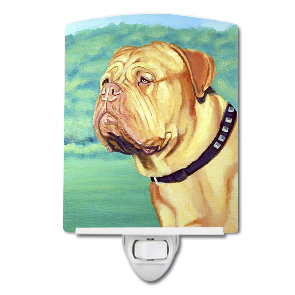 Dogue de Bordeaux Ceramic Night Light 7024CNL by Caroline's Treasures