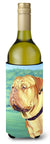 Dogue de Bordeaux Wine Bottle Beverage Insulator Beverage Insulator Hugger by Caroline's Treasures