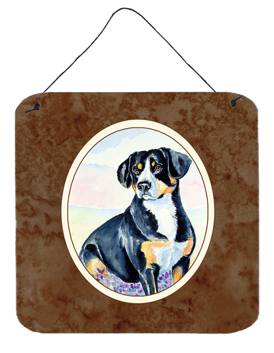 Buy this Entlebucher Mountain Dog Wall or Door Hanging Prints 7030DS66