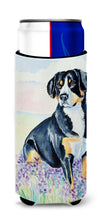 Entlebucher Mountain Dog Ultra Beverage Insulators for slim cans 7030MUK by Caroline's Treasures