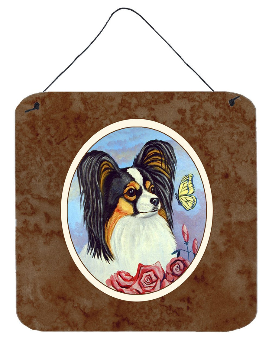 Buy this Papillon Yellow Butterfly Wall or Door Hanging Prints 7036DS66