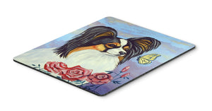 Buy this Papillon with Butterfly Mouse Pad, Hot Pad or Trivet