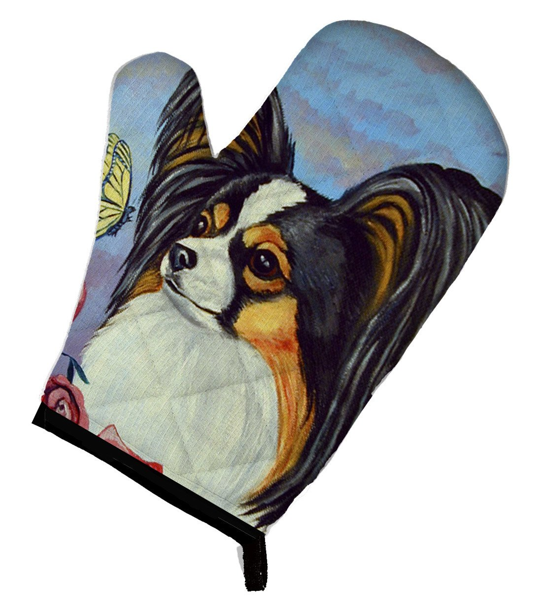 Buy this Papillon Yellow Butterfly Oven Mitt 7036OVMT