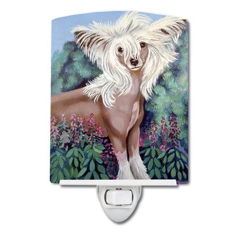 Buy this Chinese Crested Ceramic Night Light 7052CNL