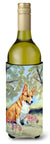 Corgi Wine Bottle Beverage Insulator Beverage Insulator Hugger - the-store.com