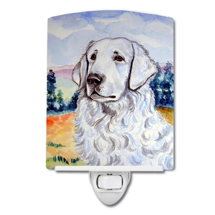 Buy this Kuvasz Ceramic Night Light 7058CNL