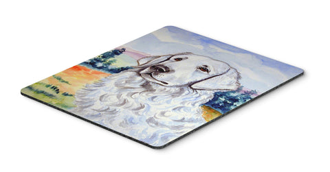Buy this Kuvasz Mouse Pad, Hot Pad or Trivet