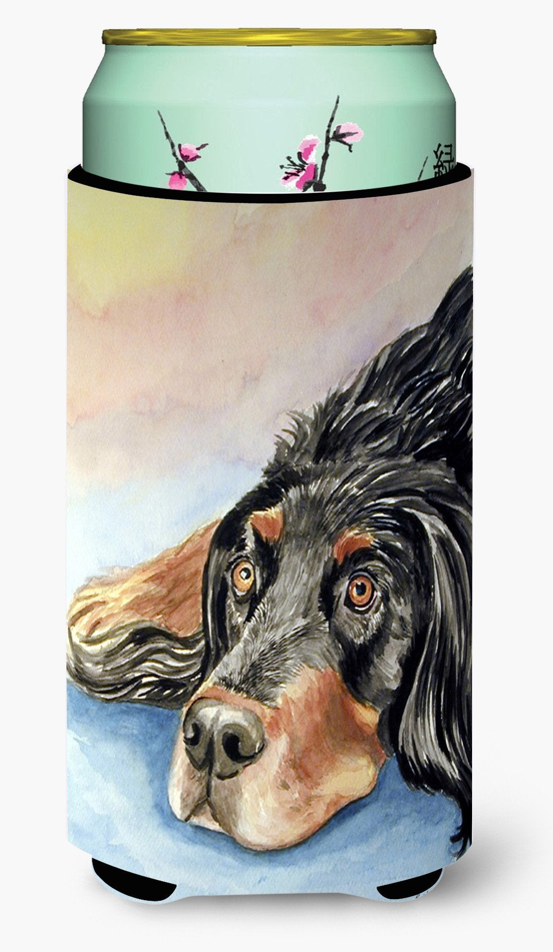 Buy this Gordon Setter  Tall Boy Beverage Insulator Beverage Insulator Hugger
