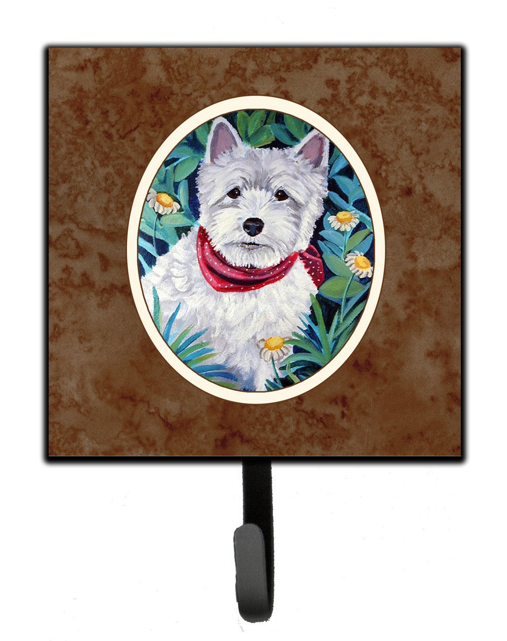 Westie Leash or Key Holder 7066SH4 by Caroline's Treasures