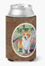 Buy this Pembroke Corgi Springtime Can or Bottle Hugger 7077CC