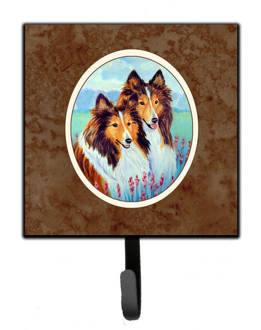 Buy this Sable Shelties Double Trouble Leash or Key Holder 7086SH4