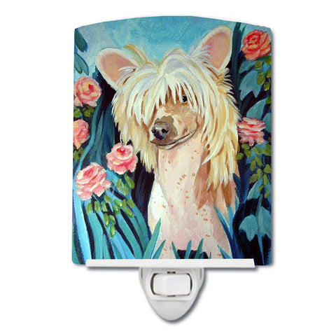 Buy this Chinese Crested Ceramic Night Light 7087CNL