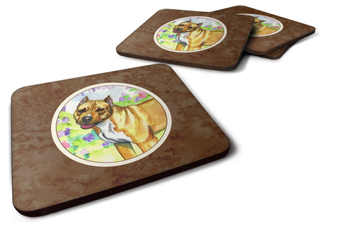 Buy this Pit Bull Foam Coaster Set of 4 7093FC