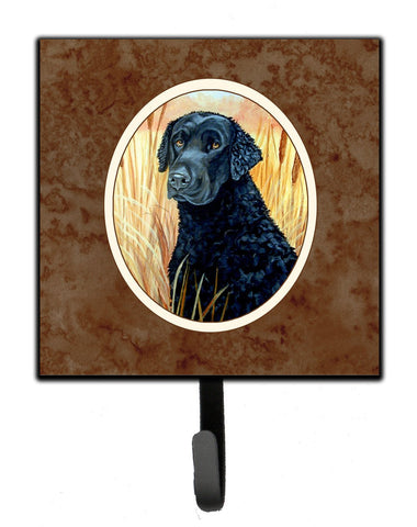 Buy this Curly Coated Retriever Leash or Key Holder 7097SH4