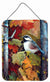 Buy this Fence Sitter Chickadee Wall or Door Hanging Prints PJC1060DS1216